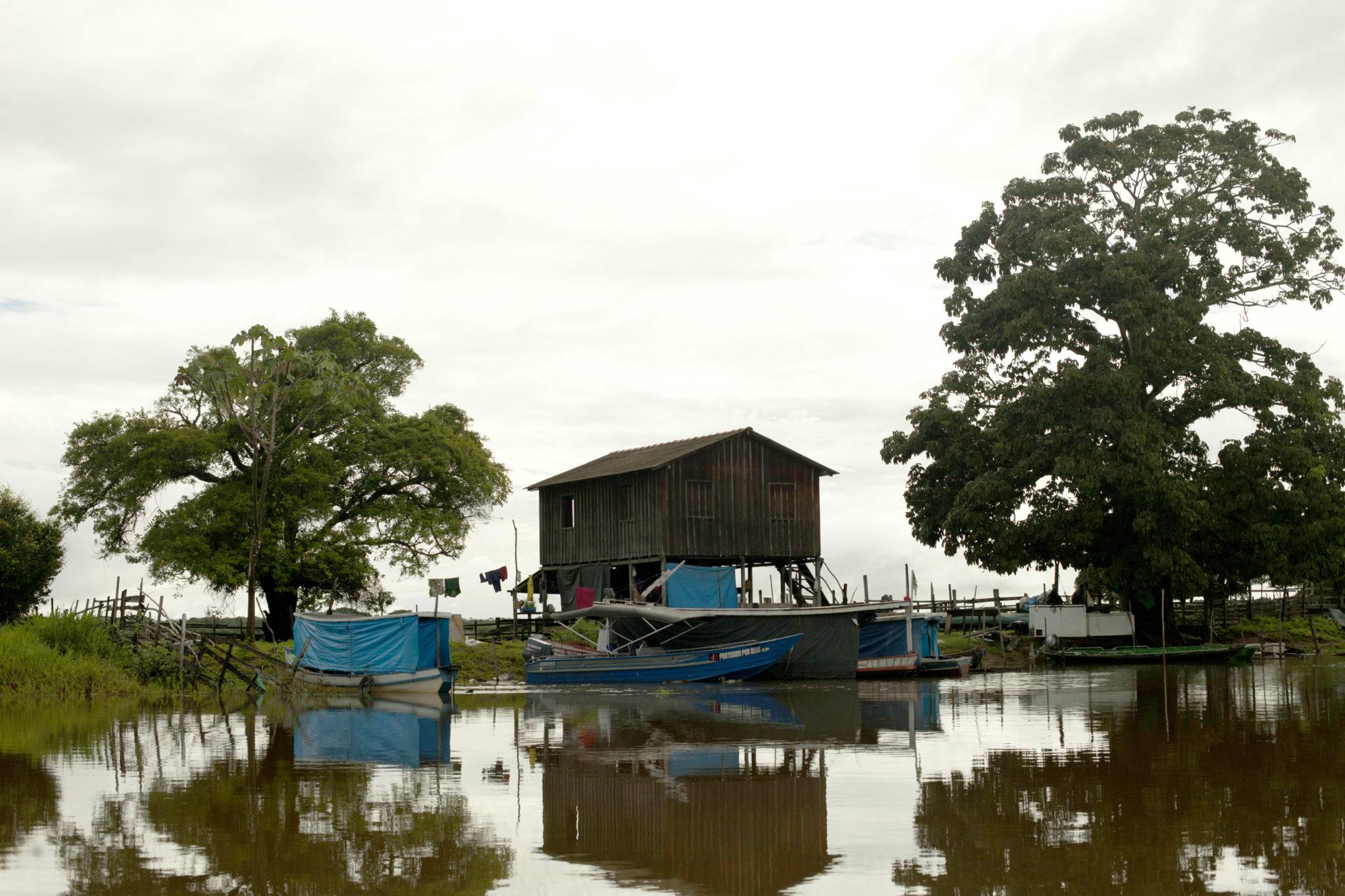 Em Santarém, projeto de porto da Embraps ameaça Lago do Maicá