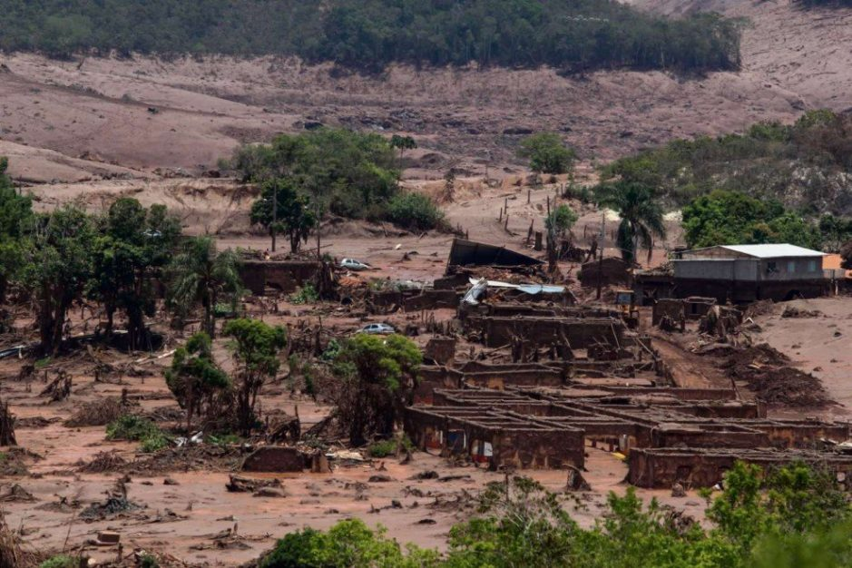 Mídia corporativa e a cobertura de desastres ambientais