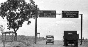 Amazônia e seus arredores em progresso: cinema na Transamazônica