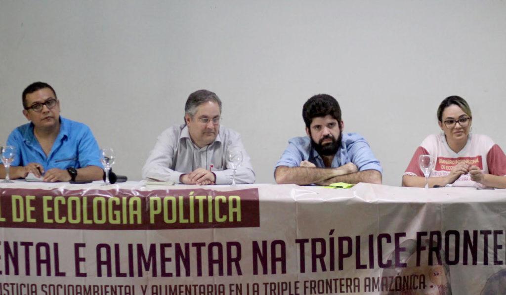 Justiça alimentar e situação socioambiental de povos indígenas são temas do terceiro dia de Seminário