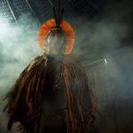imagem indígena fumaça