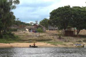 Registro histórico da aldeia Tawanã