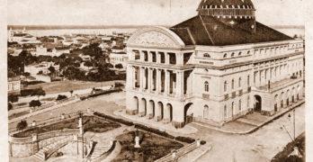 A fundação de Manaus