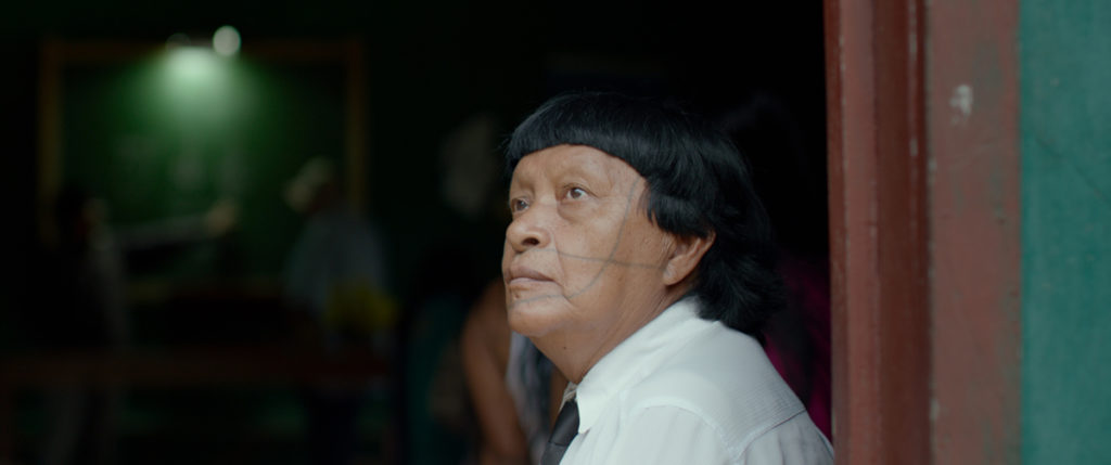 Indigenous Agency in Luiz Bolognesi's Ex-Shaman