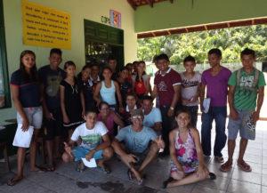 O ser coletivo não totalitário: Experiência em Etnoeducação com Quilombolas de Oriximiná/PA