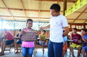 A etnoeducação como perspectiva e prática para a valorização dos conhecimentos tradicionais