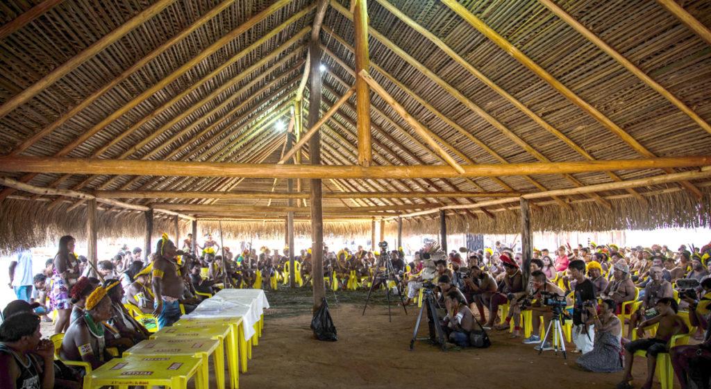 Manifesto Piaraçu exige respeito aos direitos indígenas