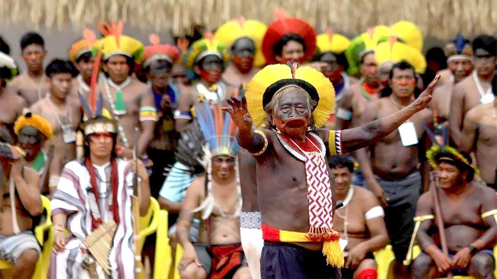 Movimento indígena ganha novo fôlego em 2020