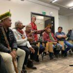 oxfords liderança amazônia raoni