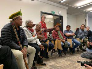 Em Oxford, lideranças pedem respeito e fim de ciclos predatórios na Amazônia