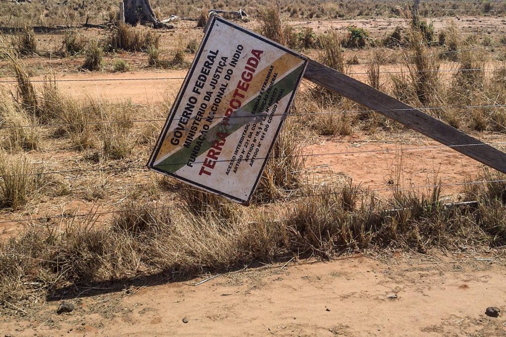 Fragmentos sobre as pelejas pela terra no Araguaia
