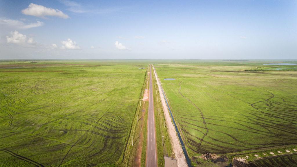 """""""A natureza está secando"""": quilombo no Marajó vive impactos do arrozal e clima de violência"""