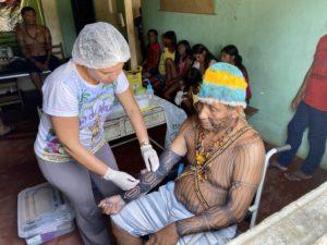Grupo de pesquisadores publica análise da vulnerabilidade de indígenas ao coronavírus