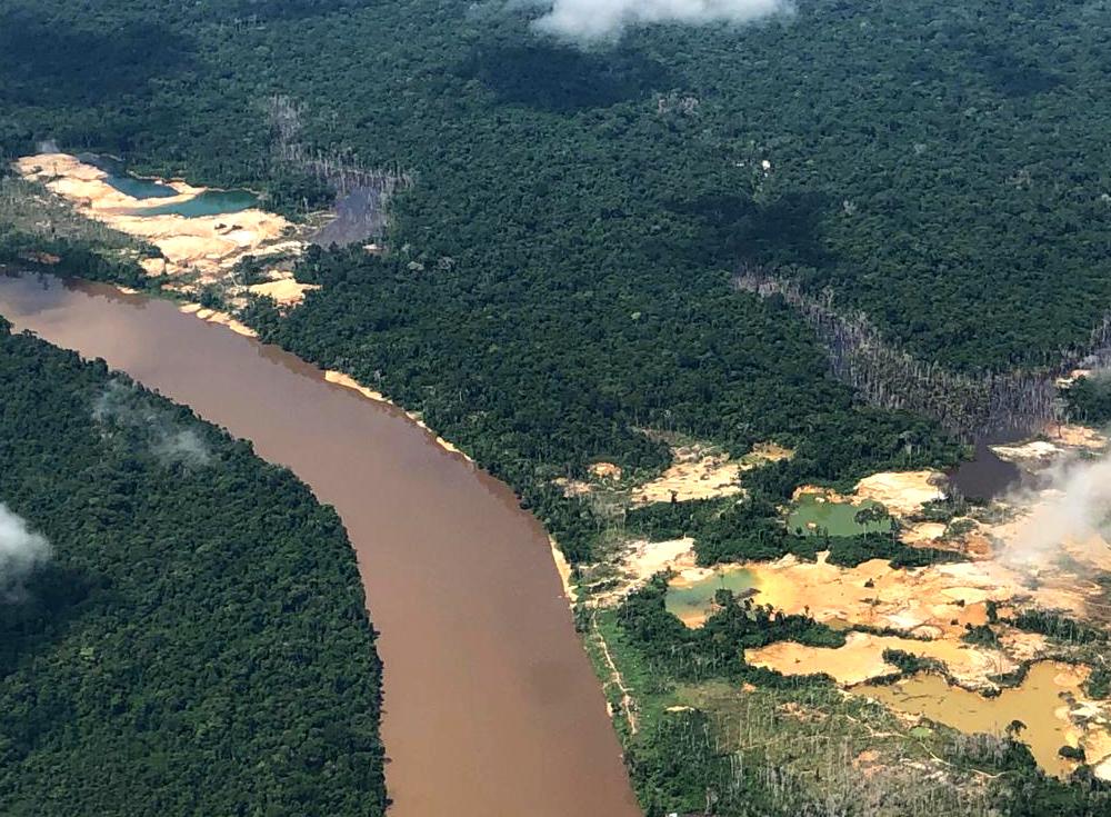 Amazônia, a terra do bandido