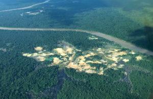 El azote del oro en la Pan-Amazonia