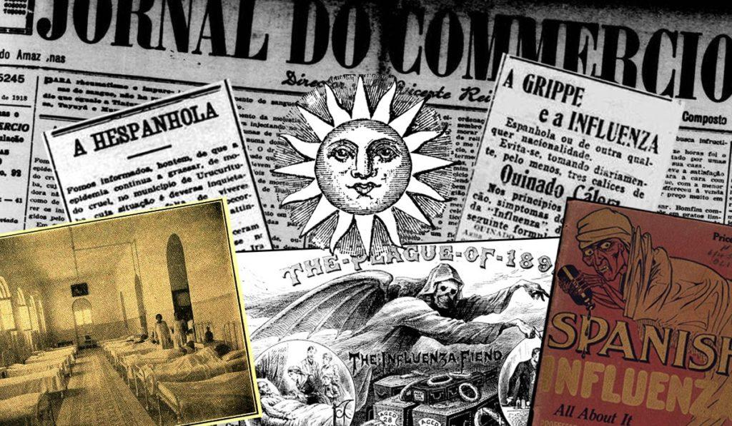 Gripe espanhola em Manaus (1918-1919)