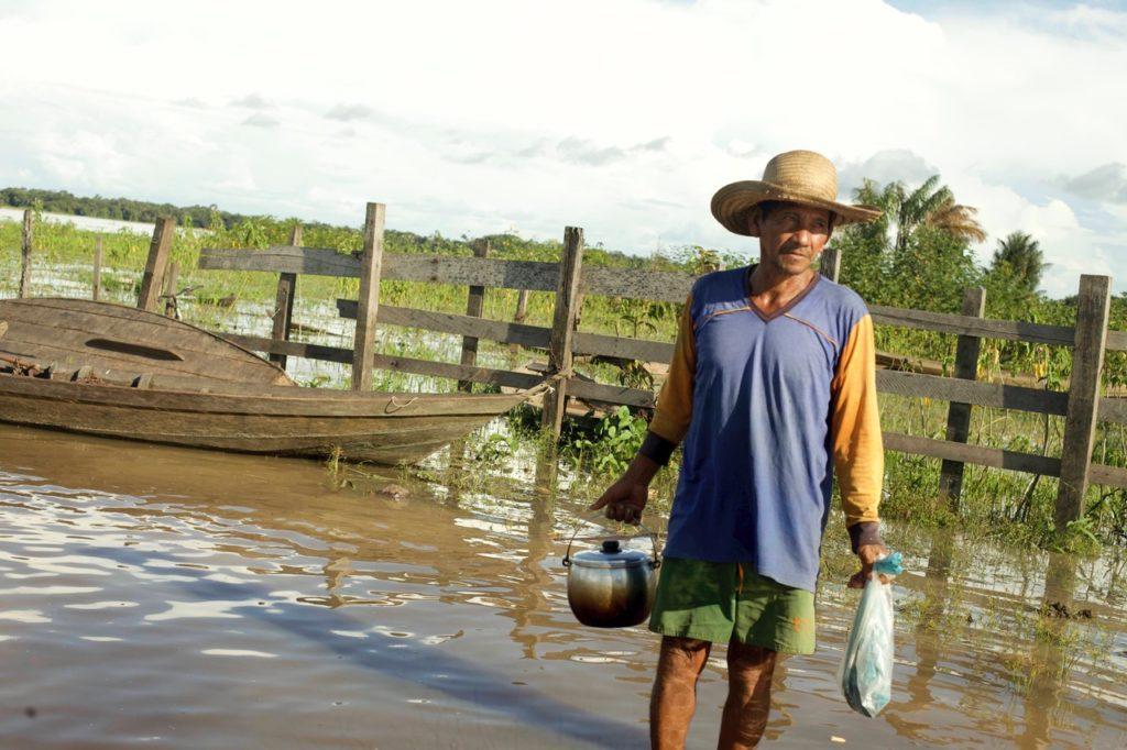 agricultor ribeirinho