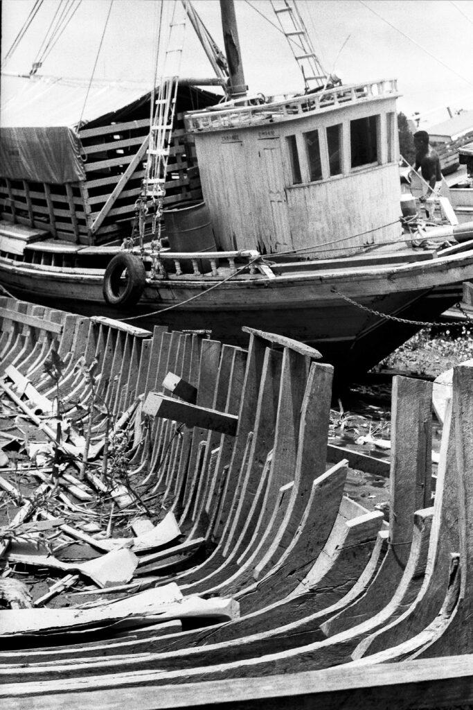 barco estaleiro macapá