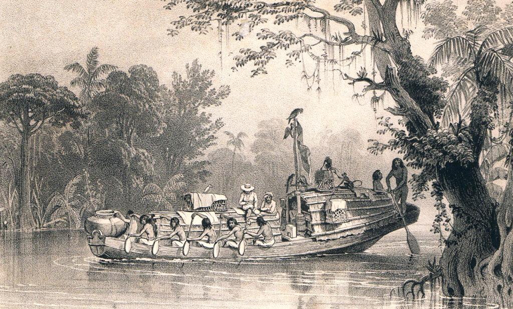 embarcação rio amazonas aliança