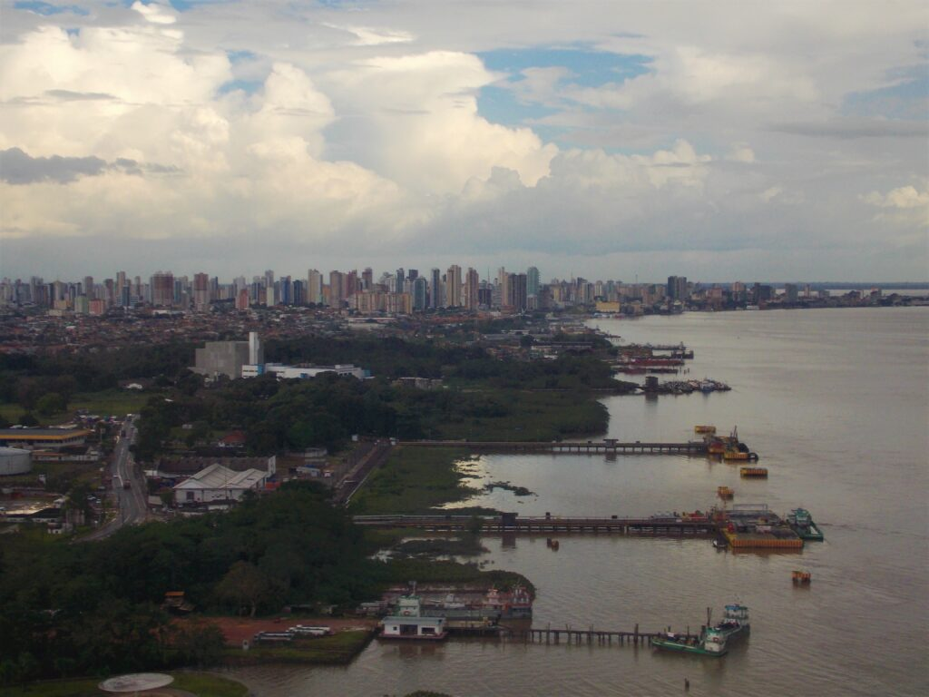belém porto metrópoles amazônia