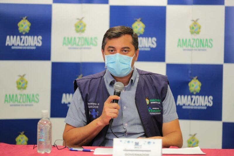 coronavírus amazonas lábrea transferência