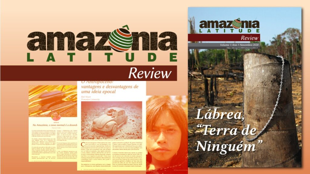 In search of new viewpoints and new futures, Amazônia Latitude releases it's first printed edition