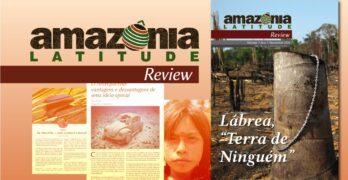 Em busca de outros olhares e futuros, Amazônia Latitude lança edição impressa