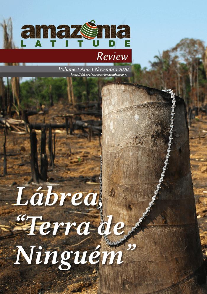 edição impressa amazônia latitude