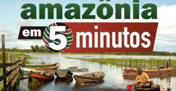 Amazônia em Cinco Minutos #11: Cúpula do Clima, uma promessa de 24h e ecocrítica