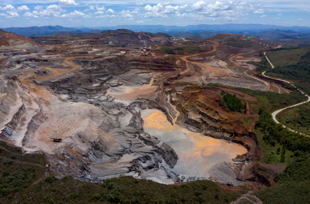 mineração Vale Brasil