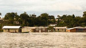 As cheias do Juruá e o impacto em Carauari, no Amazonas
