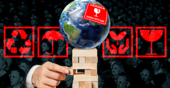 As contradições da sustentabilidade, o pensamento social e a educação