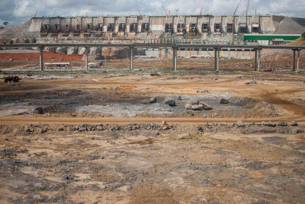 Canteiro de Obras de Belo Monte