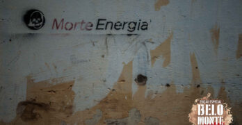 Belo Monte como sinônimo de Morte
