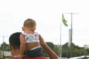 Deslocamento forçado e pandemia contribuíram para insegurança alimentar infantil em Roraima
