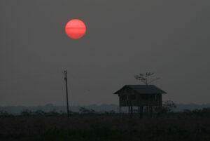 A Amazônia (ainda) queima