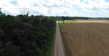 """<span style=""""font-size: 3.5rem;"""">Land Grabbing as a Cause of Deforestation in the Amazon <span>"""