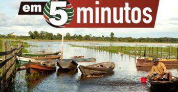 Amazônia em Cinco Minutos #17: Degradação da Amazônia, Relatório da ONU sobre o clima