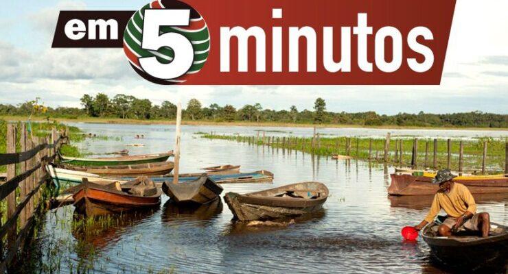 Amazônia em Cinco Minutos #18: Saídas para a crise amazônica, marco temporal