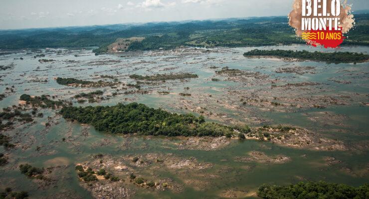 O domínio de Belo Monte sobre o território chamado Xingu
