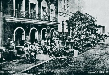 Memórias e influências espanholas em Manaus